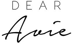 Dear Avie